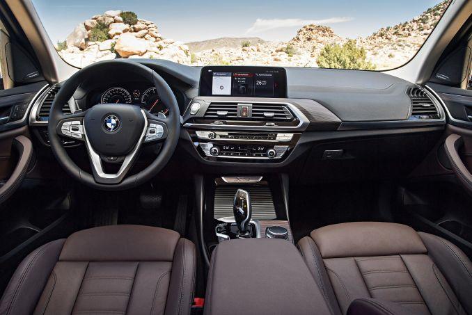 Image 3: BMW X3 Diesel Estate Xdrive20d M Sport 5dr Step Auto