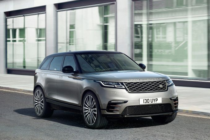 Video Review: Land Rover Range Rover Velar Diesel Estate 2.0 D180 R-Dynamic S 5dr Auto