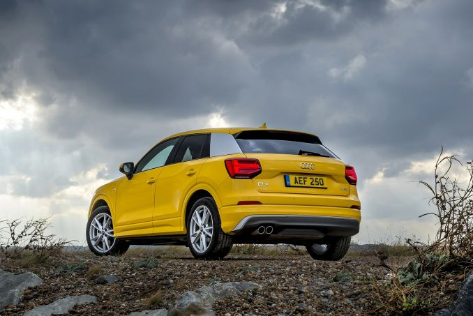 Image 2: Audi Q2 Estate 35 Tfsi Sport 5dr [tech Pack]