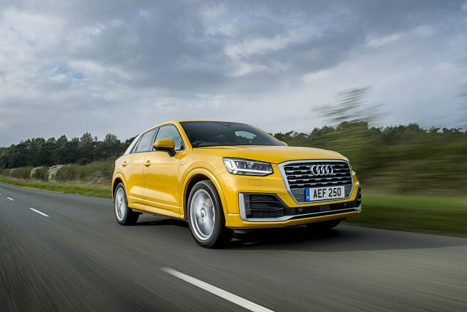 Image 3: Audi Q2 Diesel Estate 30 TDI Black Edition 5dr [tech Pack]