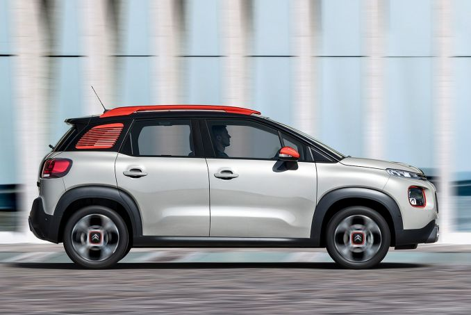 Image 6: Citroen C3 Aircross Hatchback 1.2 Puretech Flair 5dr