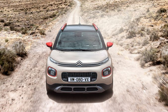 Image 2: Citroen C3 Aircross Hatchback 1.2 Puretech Flair 5dr