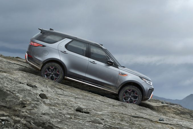 Image 3: Land Rover Discovery SW 2.0 SI4 S 5dr Auto