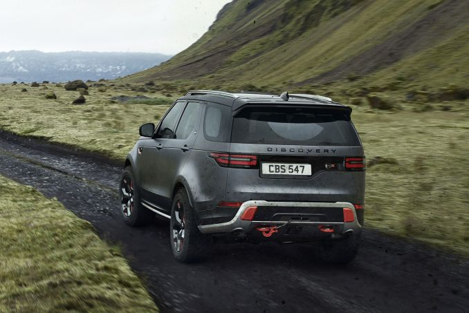 Image 4: Land Rover Discovery SW 2.0 SI4 S 5dr Auto