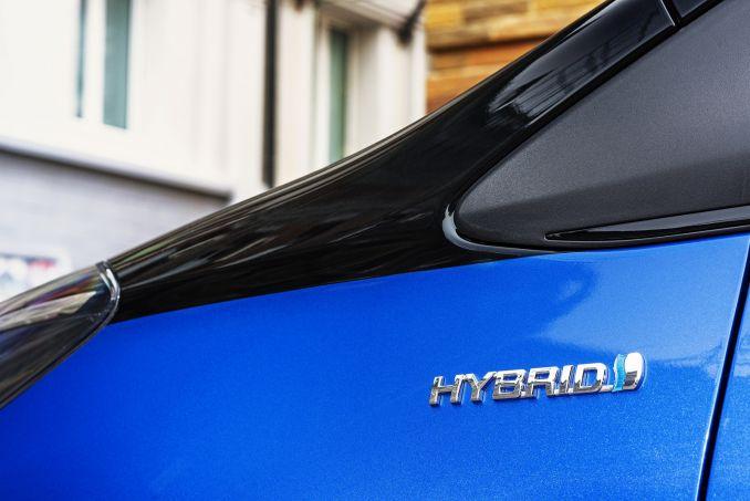 Image 5: Toyota Yaris Hatchback 1.5 Hybrid Active 5dr CVT