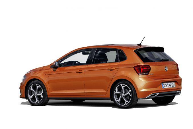 Image 3: Volkswagen Polo Hatchback 1.0 TSI 95 Beats 5dr DSG
