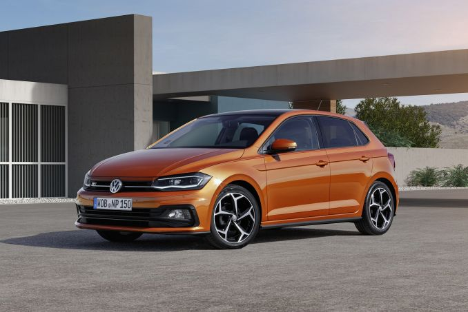 Image 4: Volkswagen Polo Hatchback 1.0 TSI 95 Beats 5dr DSG