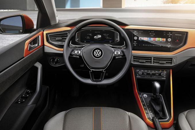 Image 6: Volkswagen Polo Hatchback 1.0 TSI 95 Beats 5dr DSG