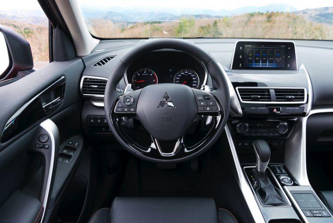 Image 3: Mitsubishi Eclipse Cross Hatchback 1.5 Design SE 5dr