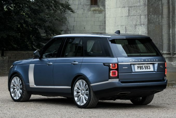 Image 3: Land Rover Range Rover Sport Estate 2.0 P400e HSE 5dr Auto