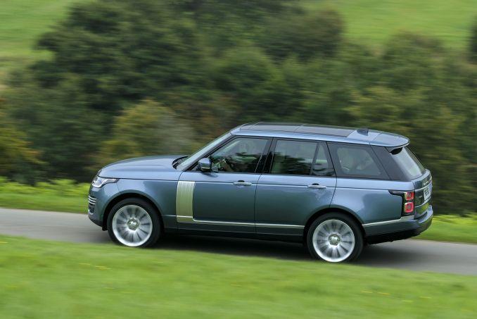 Image 4: Land Rover Range Rover Sport Estate 2.0 P400e HSE 5dr Auto