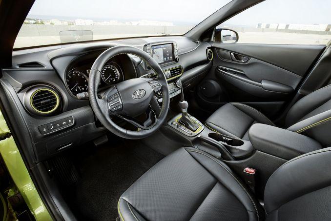 Image 3: Hyundai Kona Hatchback 1.0T GDI Blue Drive S 5dr