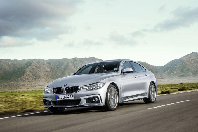 Image 6: BMW 4 Series Gran Coupe 420I M Sport 5dr Auto [professional Media]