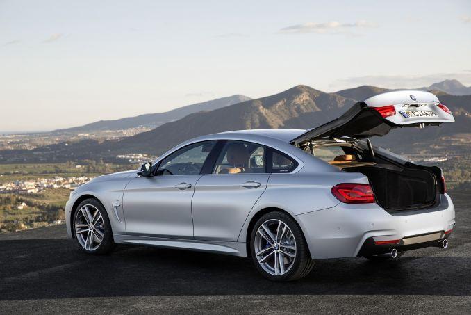 Image 4: BMW 4 Series Gran Coupe 420I M Sport 5dr Auto [professional Media]