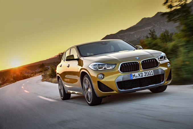 Video Review: BMW X2 Hatchback Sdrive 20I M Sport 5dr Step Auto