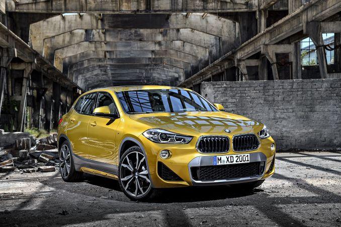Image 2: BMW X2 Hatchback Sdrive 20I M Sport 5dr Step Auto