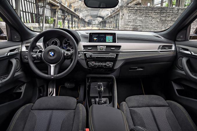 Image 3: BMW X2 Hatchback Sdrive 20I M Sport 5dr Step Auto