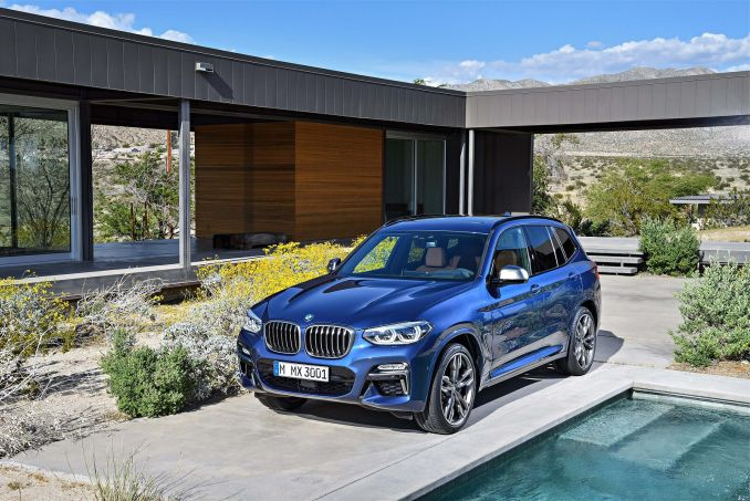 Image 2: BMW X3 Diesel Estate Xdrive20d M Sport 5dr Step Auto