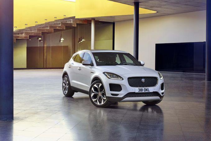 Image 4: Jaguar E-Pace Diesel Estate 2.0D R-Dynamic 5dr 2WD