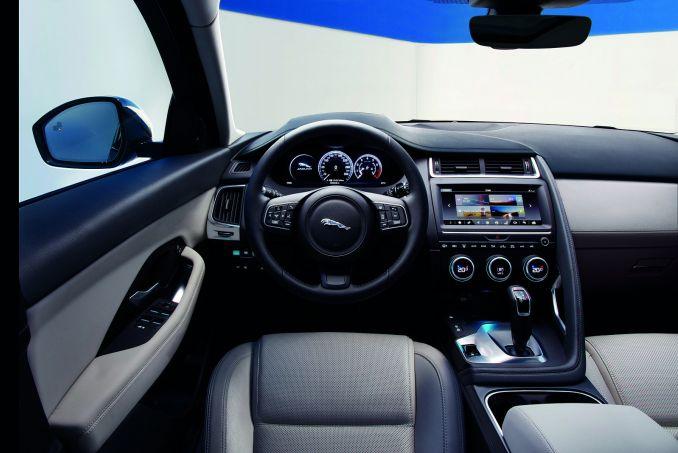 Image 2: Jaguar E-Pace Diesel Estate 2.0D 5dr 2WD