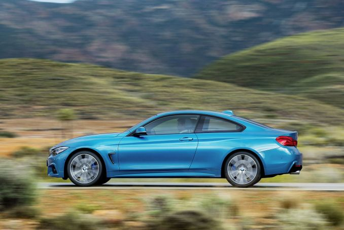 Image 6: BMW 4 Series Diesel Coupe 420D [190] M Sport 2dr Auto [professional Media]