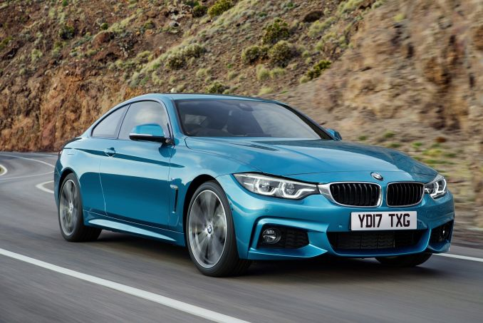 Image 3: BMW 4 Series Diesel Coupe 420D [190] M Sport 2dr Auto [professional Media]