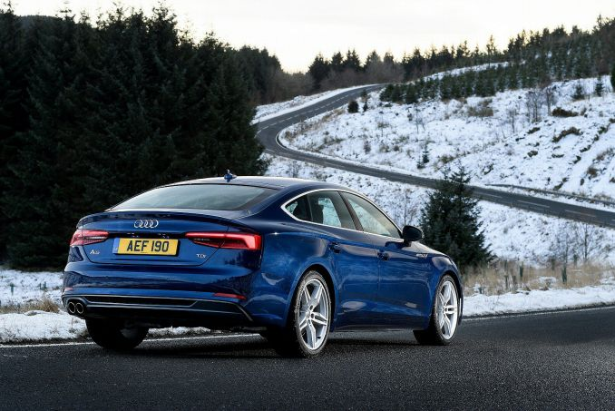 Video Review: Audi A5 Sportback 35 Tfsi Black Edition 5dr S Tronic [tech Pack]