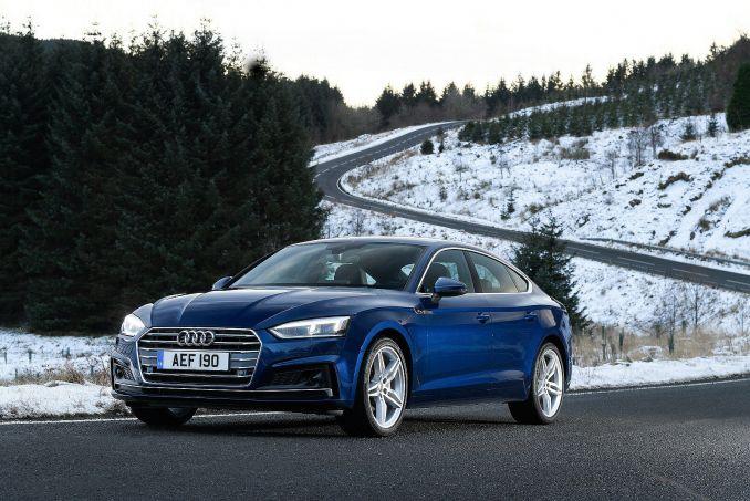 Image 2: Audi A5 Sportback 40 Tfsi Sport 5dr [tech Pack]
