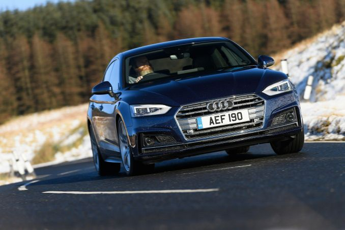 Image 3: Audi A5 Sportback 40 Tfsi Black Edition 5dr [tech Pack]
