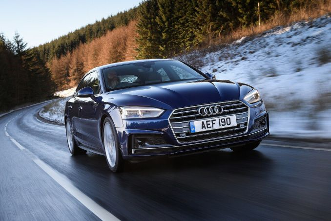 Image 4: Audi A5 Sportback 40 Tfsi Black Edition 5dr [tech Pack]