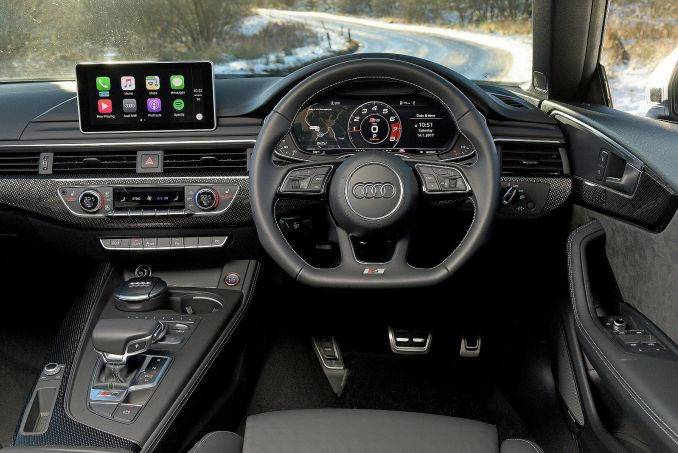Image 2: Audi A5 Sportback 35 Tfsi Black Edition 5dr S Tronic