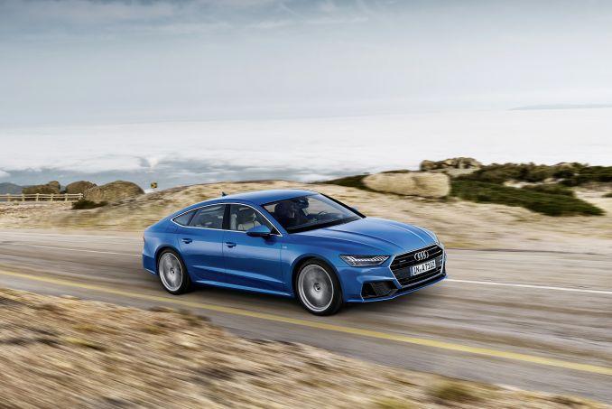 Image 3: Audi A7 Sportback 55 Tfsi Quattro Sport 5dr S Tronic