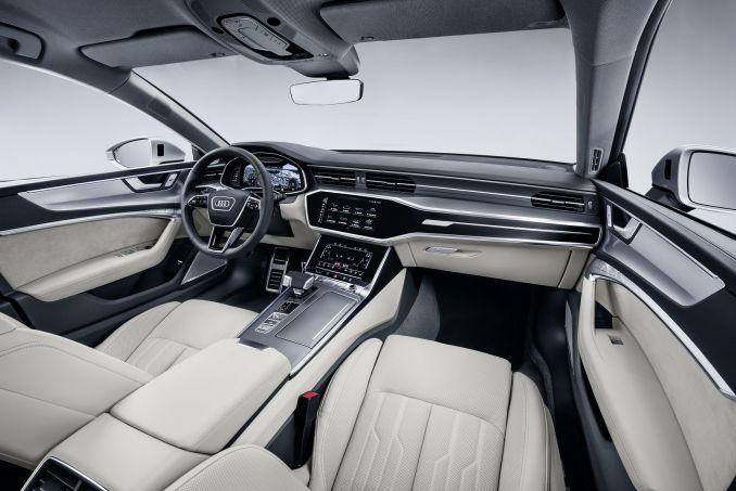 Image 6: Audi A7 Sportback 55 Tfsi Quattro Sport 5dr S Tronic
