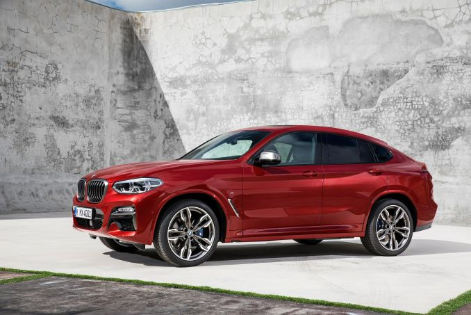 Video Review: BMW X4 Diesel Estate Xdrive20d M Sport 5dr Step Auto
