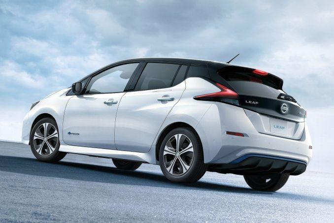 Image 2: Nissan Leaf Hatchback 110KW Tekna 40KWH 5dr Auto