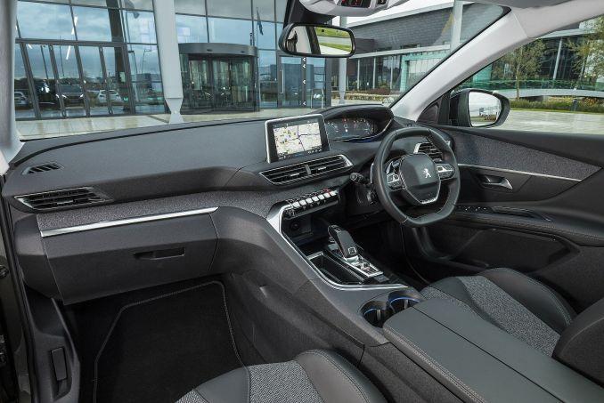 Image 4: Peugeot 3008 Diesel Estate 1.5 Bluehdi Allure 5dr