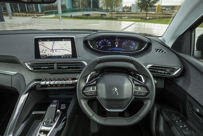 Image 3: Peugeot 3008 Diesel Estate 1.5 Bluehdi Allure 5dr