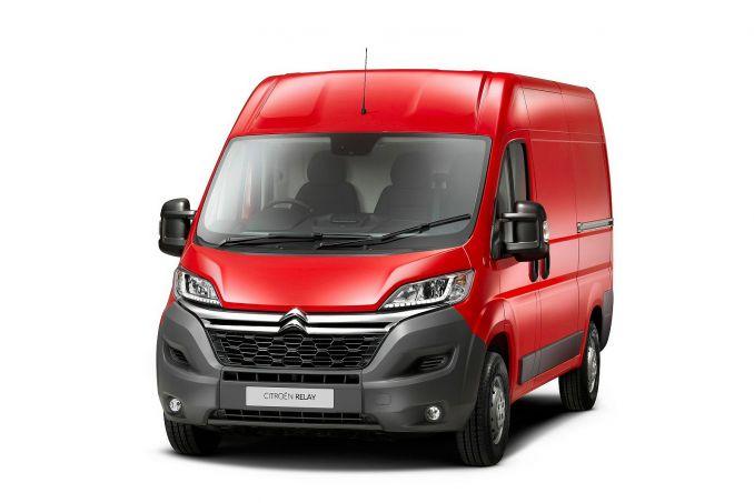 Image 5: Citroen Relay 35 L4 Diesel 2.0 Bluehdi BOX VAN 160PS Plus