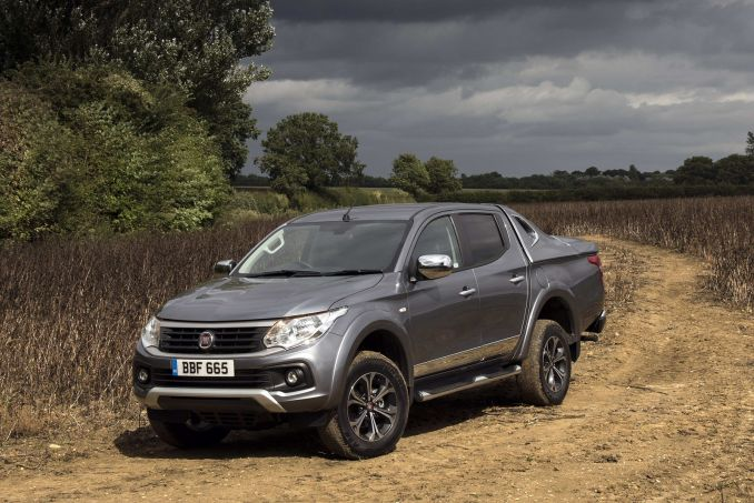Image 3: Fiat Fullback Diesel Special Edition 2.4 180HP Cross Double CAB Pick UP