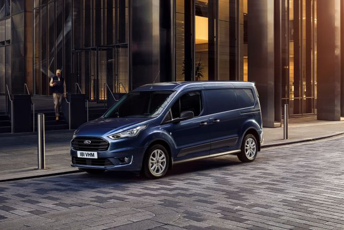 FORD 1.5 EcoBlue 120ps Limited Van