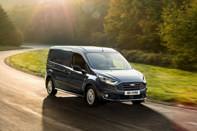 Image 2: Ford Transit Connect 200 L1 Diesel 1.5 Ecoblue 120PS Limited VAN
