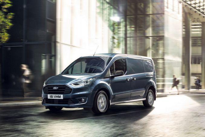 Image 3: Ford Transit Connect 200 L1 Diesel 1.5 Ecoblue 100PS Trend VAN