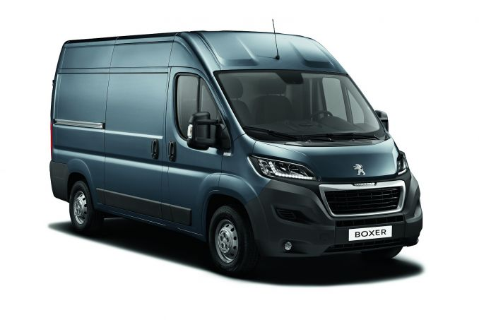 PEUGEOT 2.0 BlueHDi Box van 160ps Plus