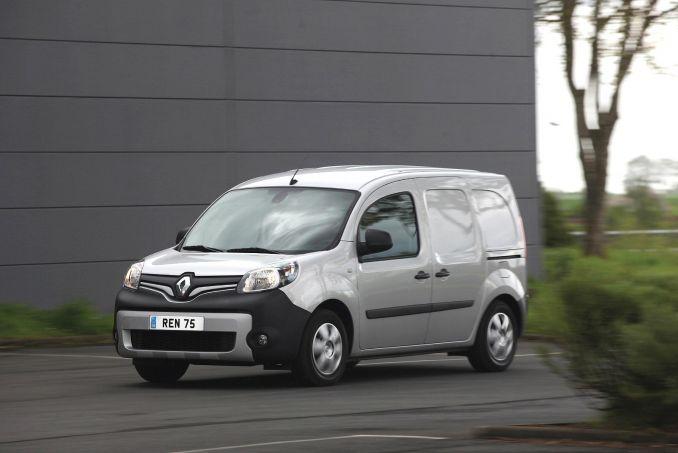 Image 6: Renault Kangoo Diesel ML19 Energy DCI 80 Business VAN [euro 6]