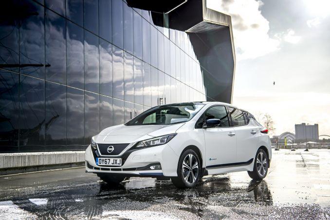 Image 2: Nissan Leaf Hatchback 110KW Acenta 40KWH 5dr Auto [6.6KW Charger]