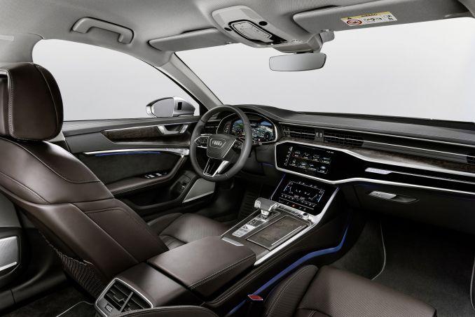 Image 3: Audi A6 Diesel Saloon 40 TDI S Line 4dr S Tronic [tech Pack]
