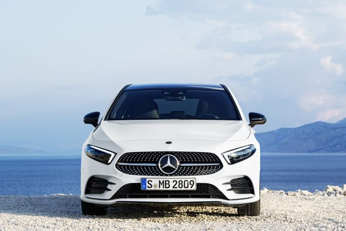 Image 5: Mercedes-Benz A Class Hatchback A200 AMG Line Executive 5dr Auto
