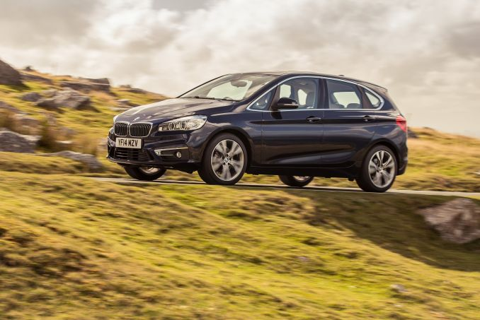 Image 2: BMW 2 Series Active Tourer 218I M Sport 5dr