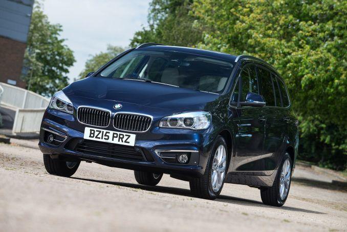 Image 5: BMW 2 Series Diesel Gran Tourer 218D SE 5dr