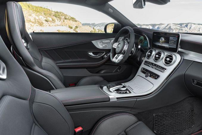 Image 5: Mercedes-Benz C Class Diesel Coupe C220d AMG Line Premium 2dr 9G-Tronic